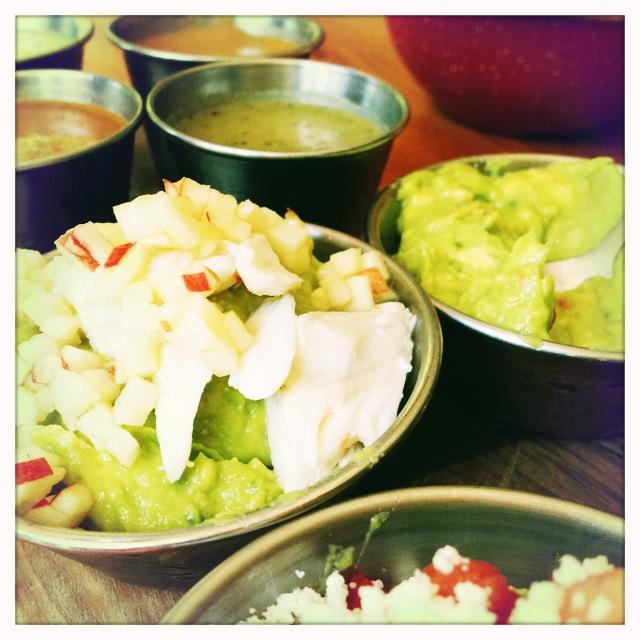 Food la condes and FD 003