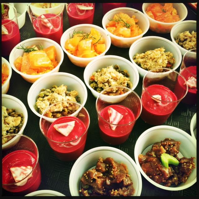 Austin Angers brunch sxsw 2013 chef remi's food