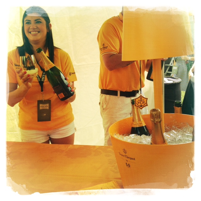 Austin Food and Wine Festival Veuve Cliquot