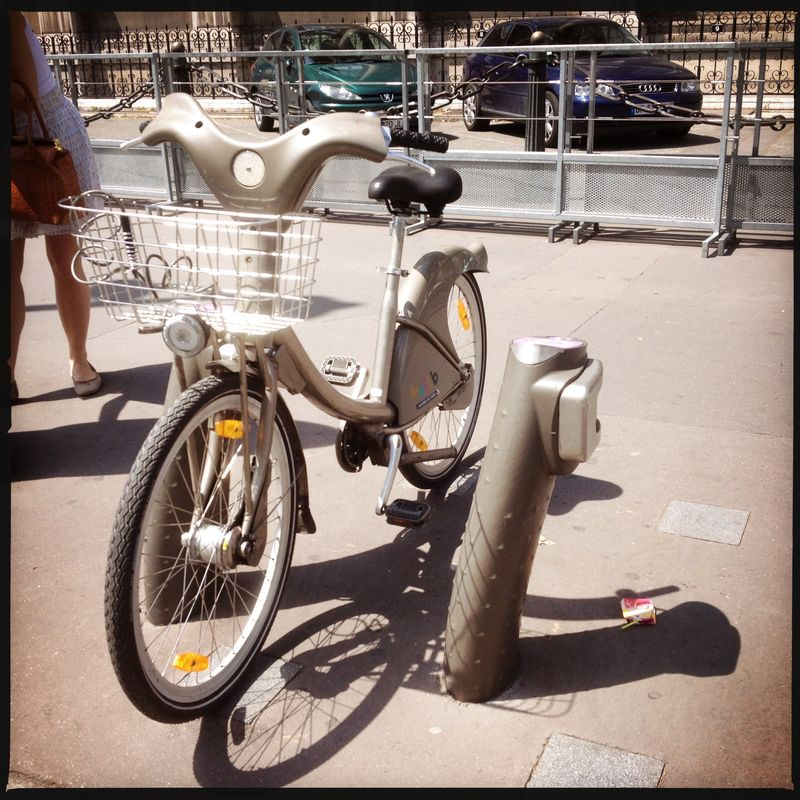 Velib Day Paris 047