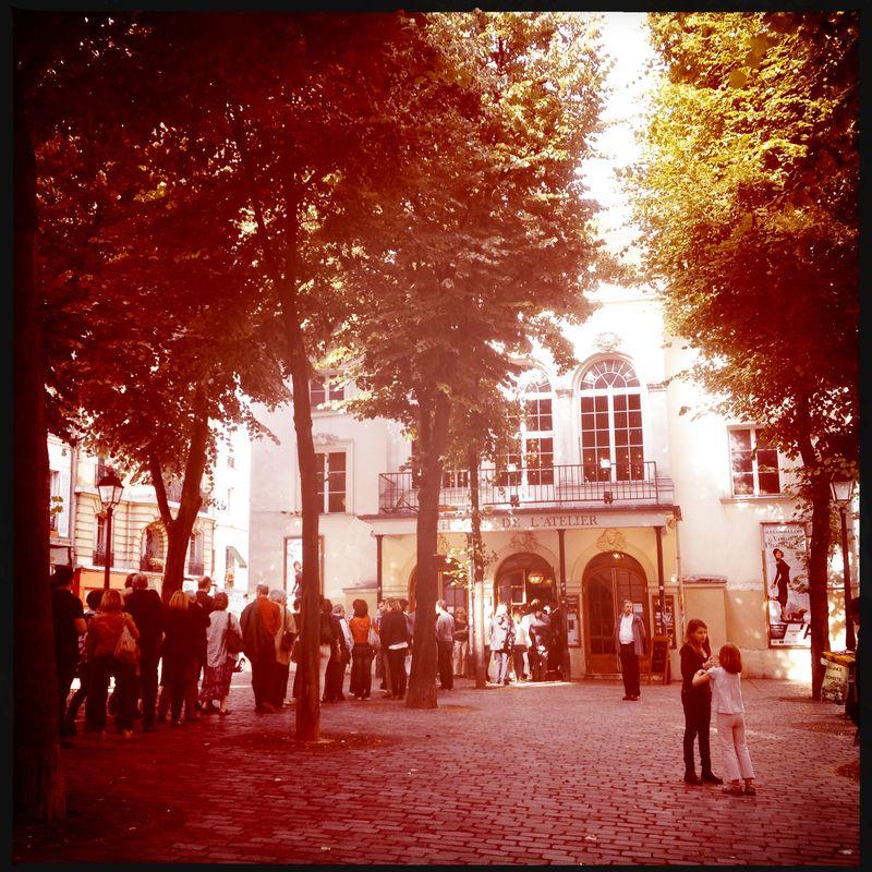 Theatre de l'Atelier Montmartre Paris