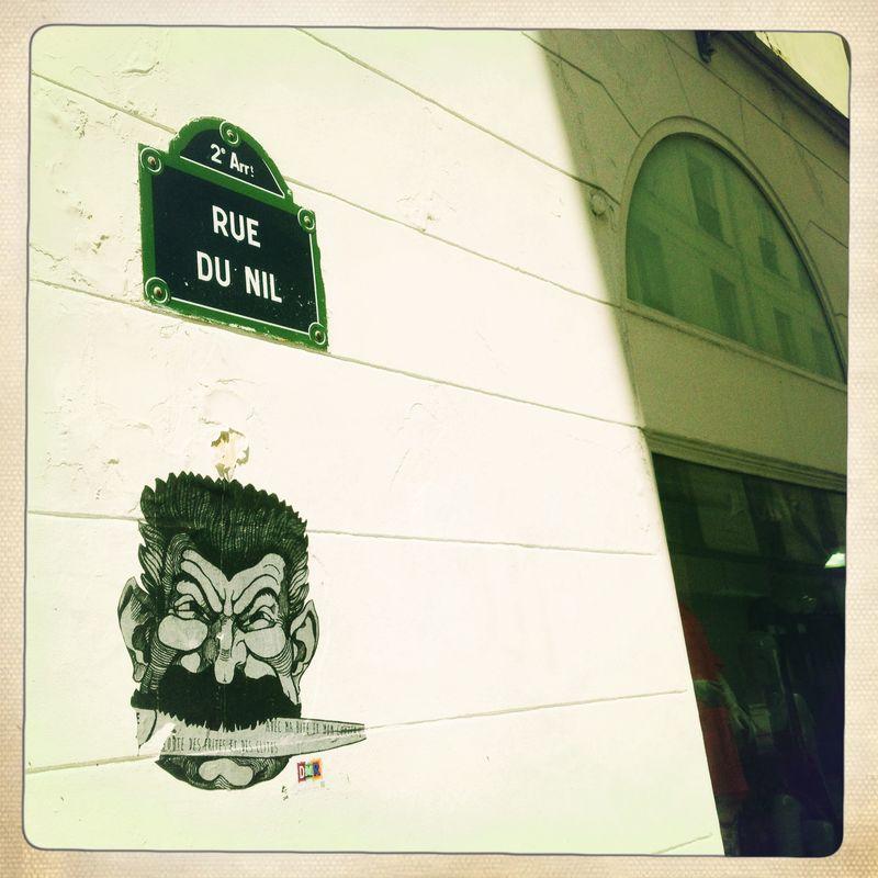 Frenchie to go rue du Nil