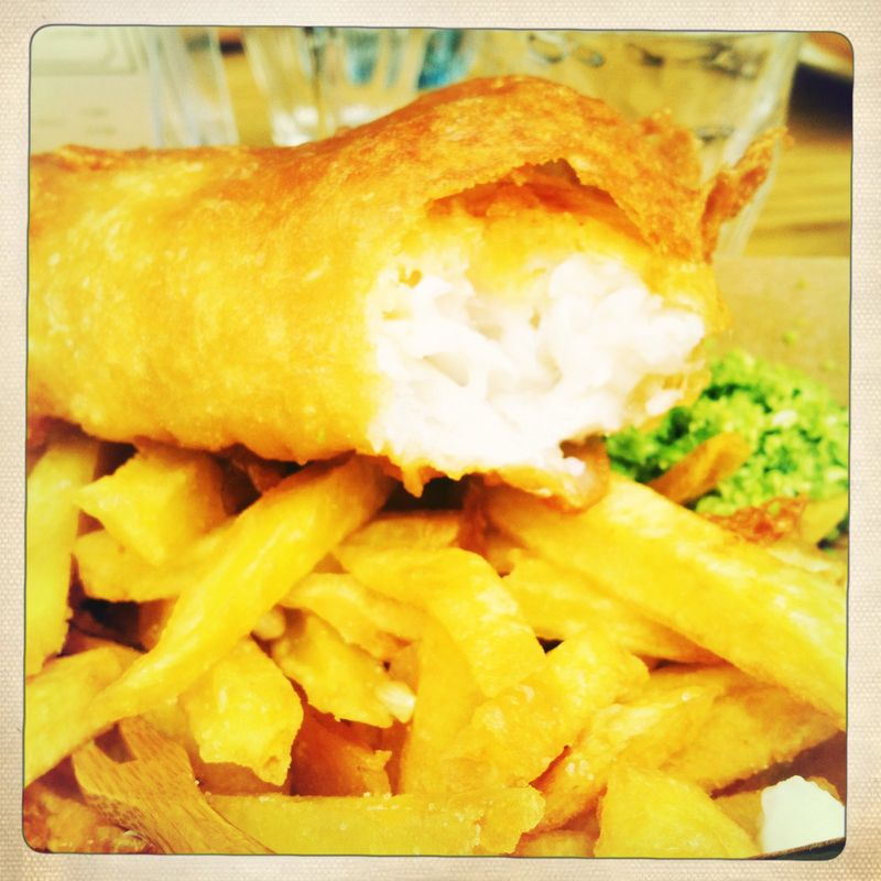 Frenchie to Go Fish and Chips