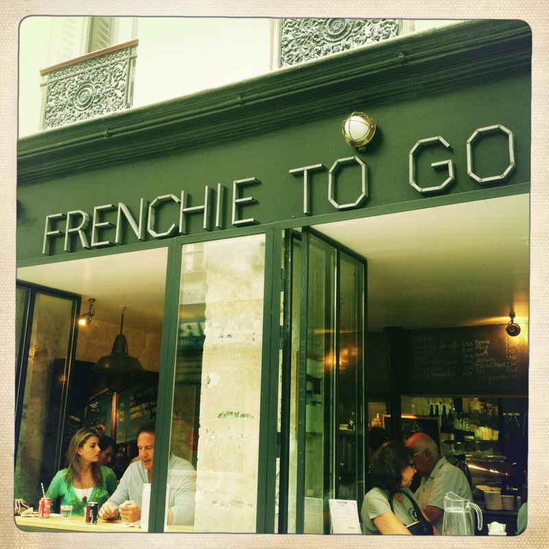 Frenchie to Go front window