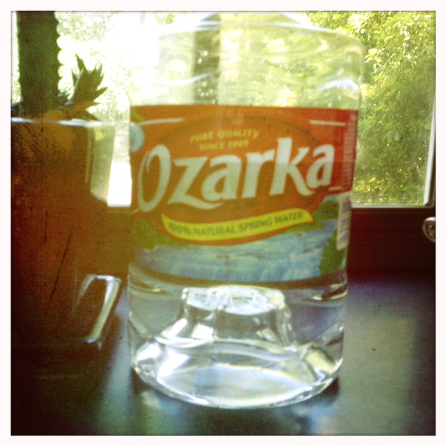 Ozarka Water purification cleanse