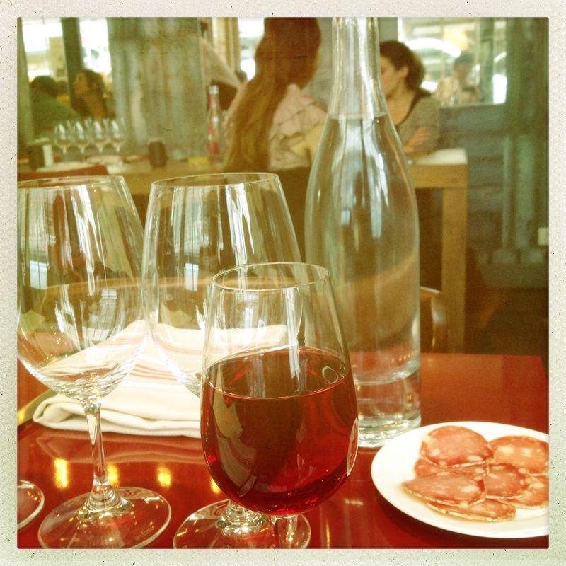Characuterie and wine le 6 Paul Bert