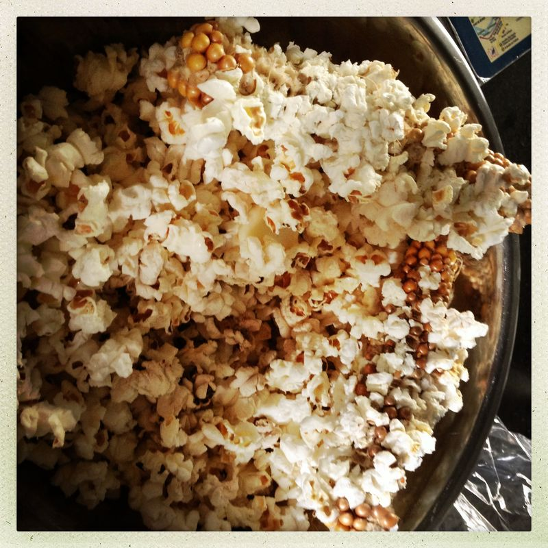 Popcorn on the cob (2)