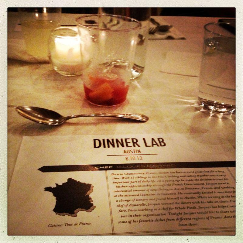 Dinner Lab Austin Tour de France 005