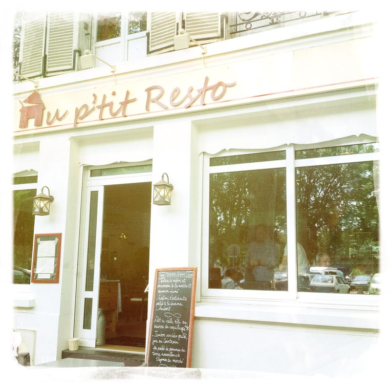 Where to eat in Angers au ptit resto