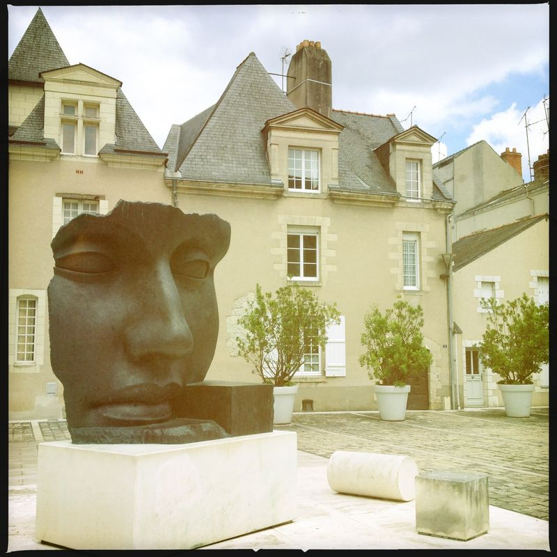 GourmandeMom Guide to Angers - musee des beaux arts