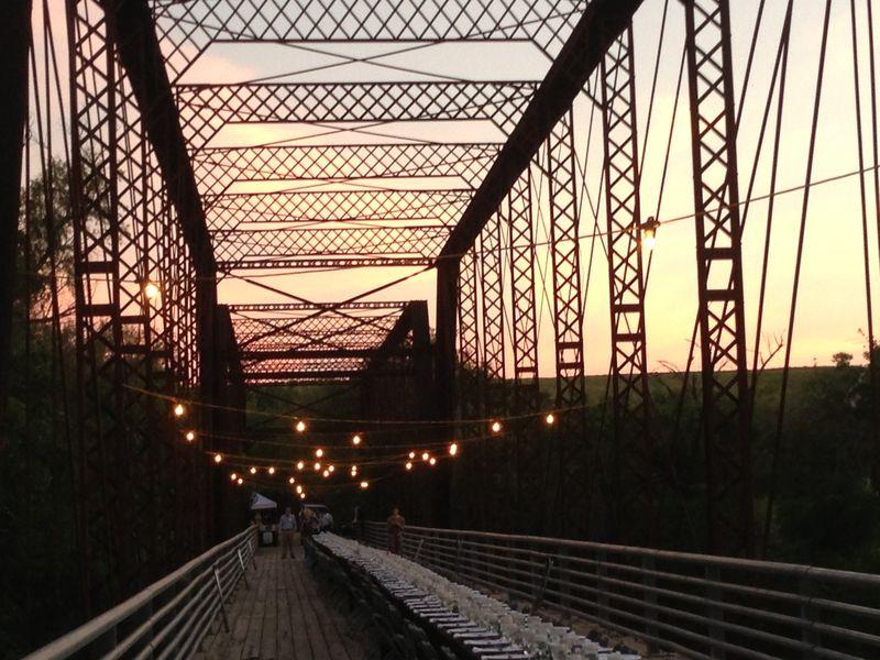 Sunset Moore's Crossing Inherit Austin Dinner