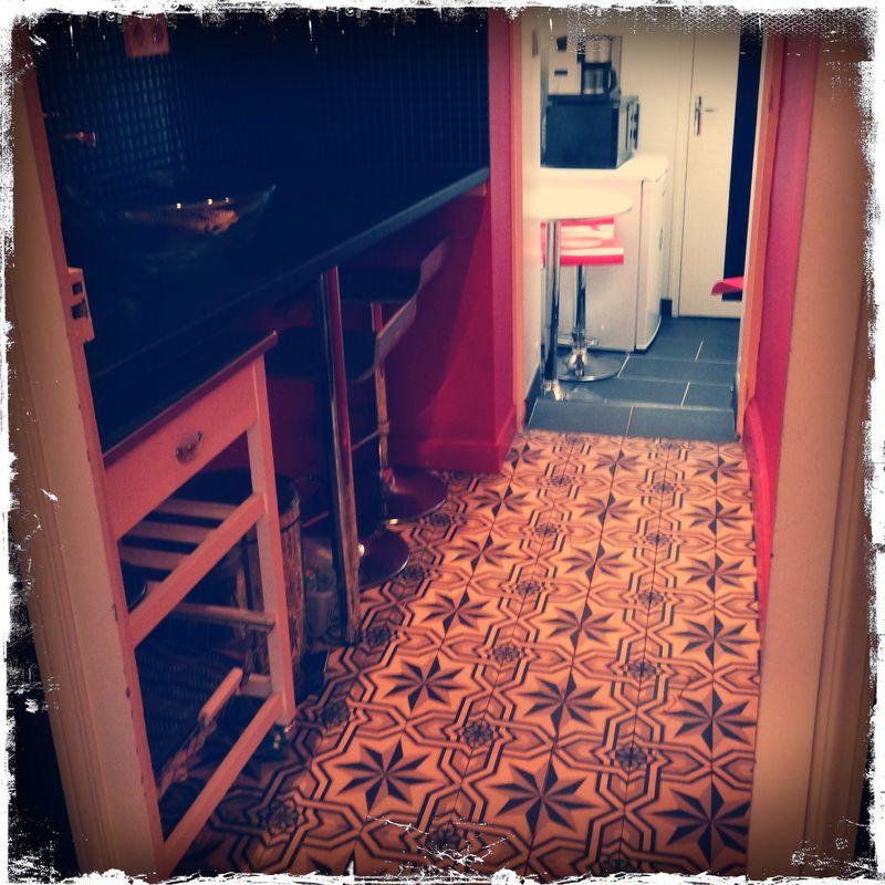 Angers apartment rental