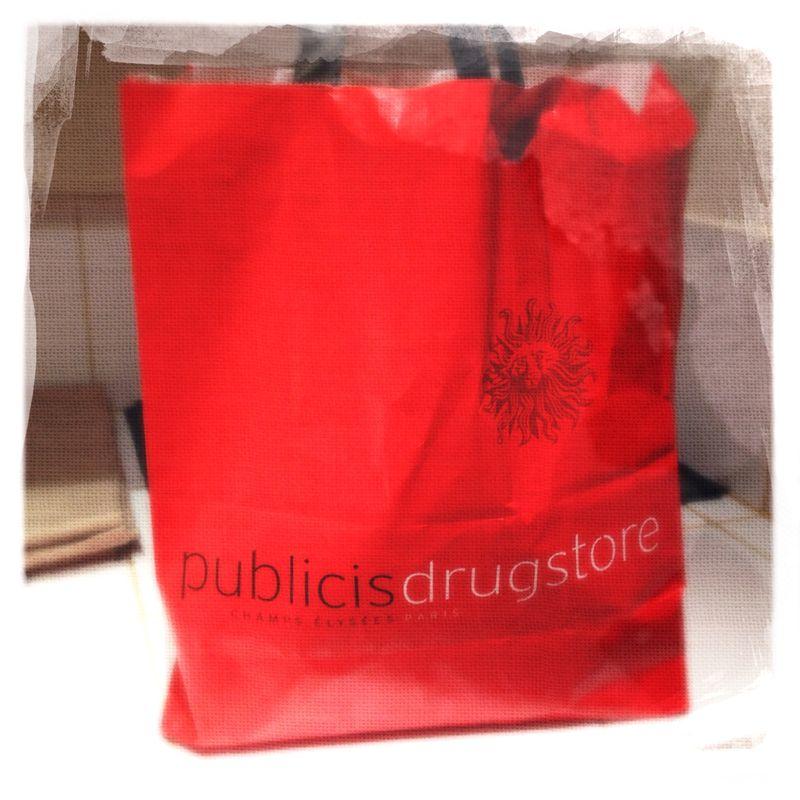 Publicis drugstore paris 001