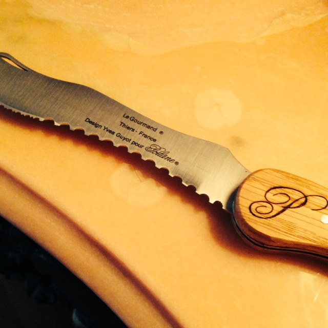 Poilane gifts pocket knife