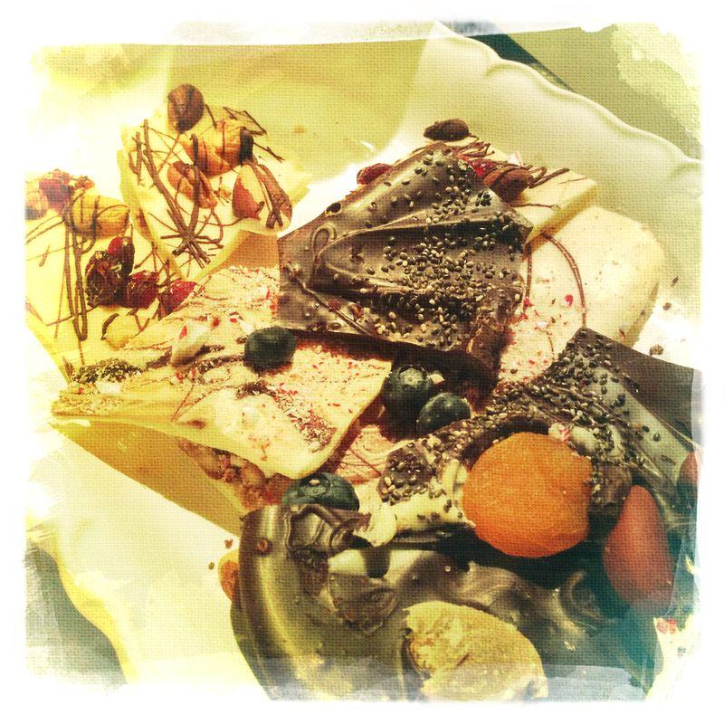 Artisanal Chocolate made at home