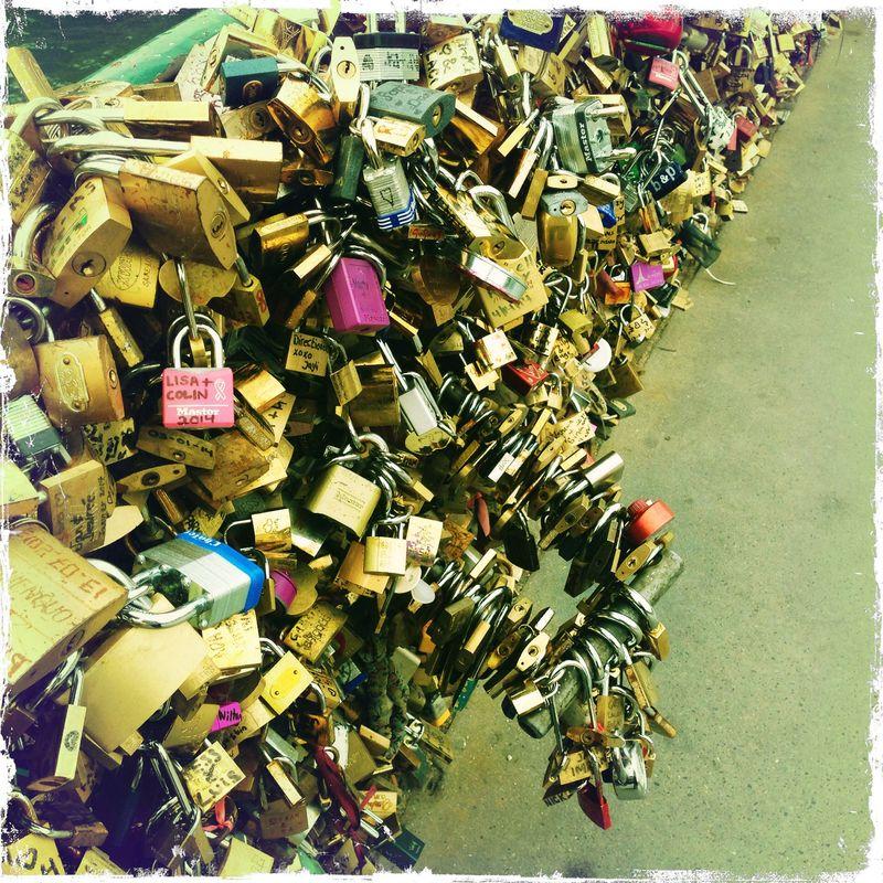 Paris locks out of control