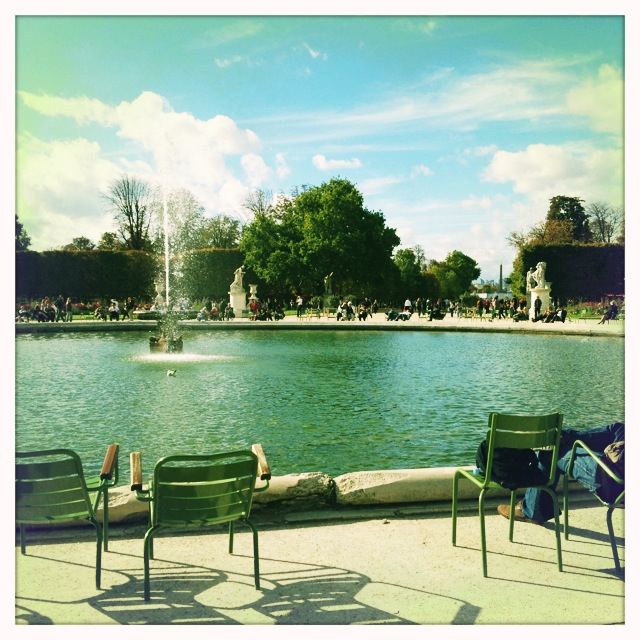 Paris 4 Beginners Tuileries