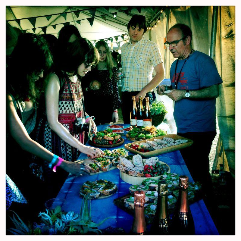 2014 Austin Psych Fest les tartines Austin Angers Music et Francois