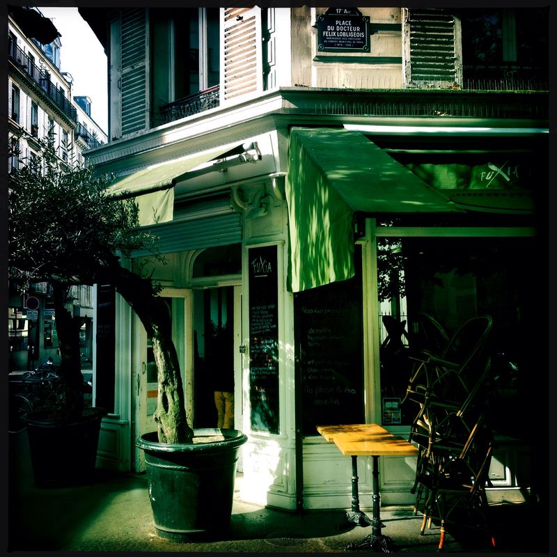 Les Batignolles cafe