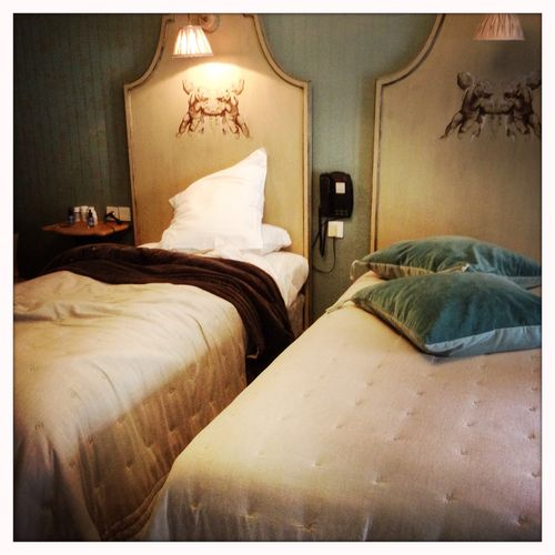 Saumur - French bed