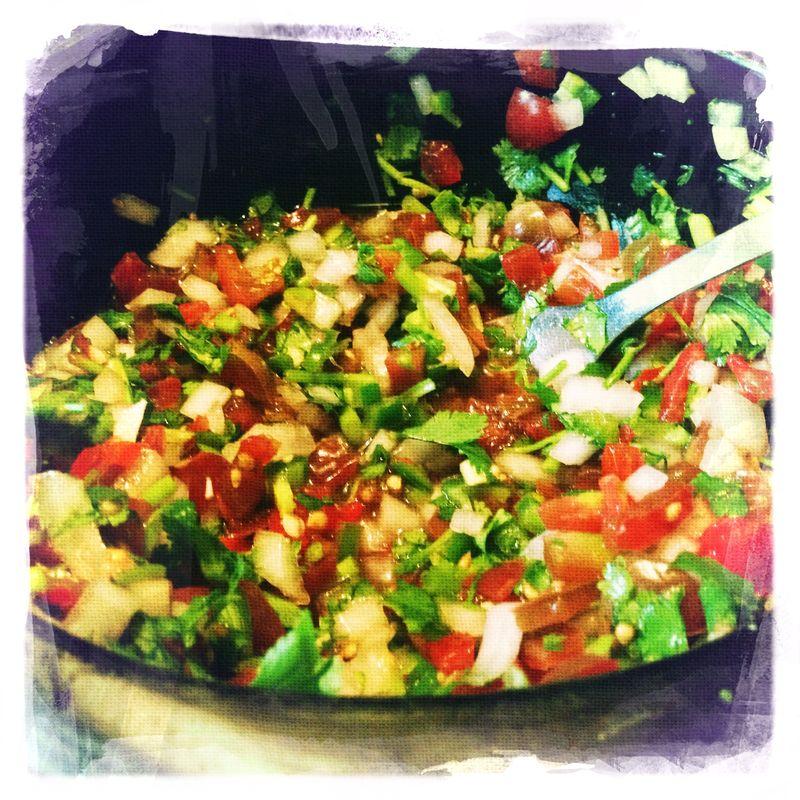 Salsa Mexicana 3