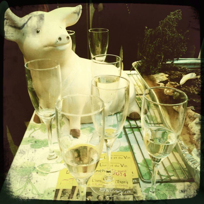 Pieds de cochon - Saumur -