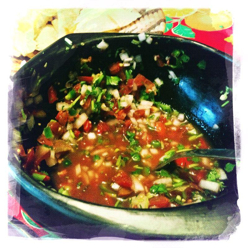Salsa mexicana 5