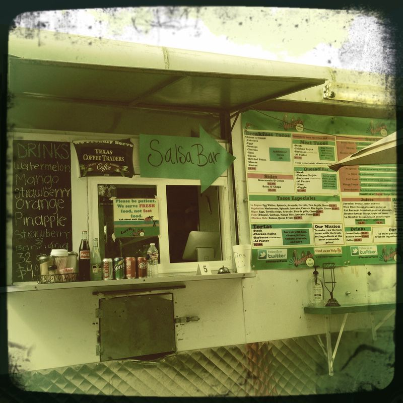 Veracruz All Natural Food Truck