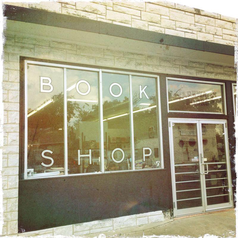 East Austin Farewell Books