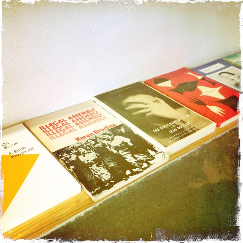 Farewell Books east austin