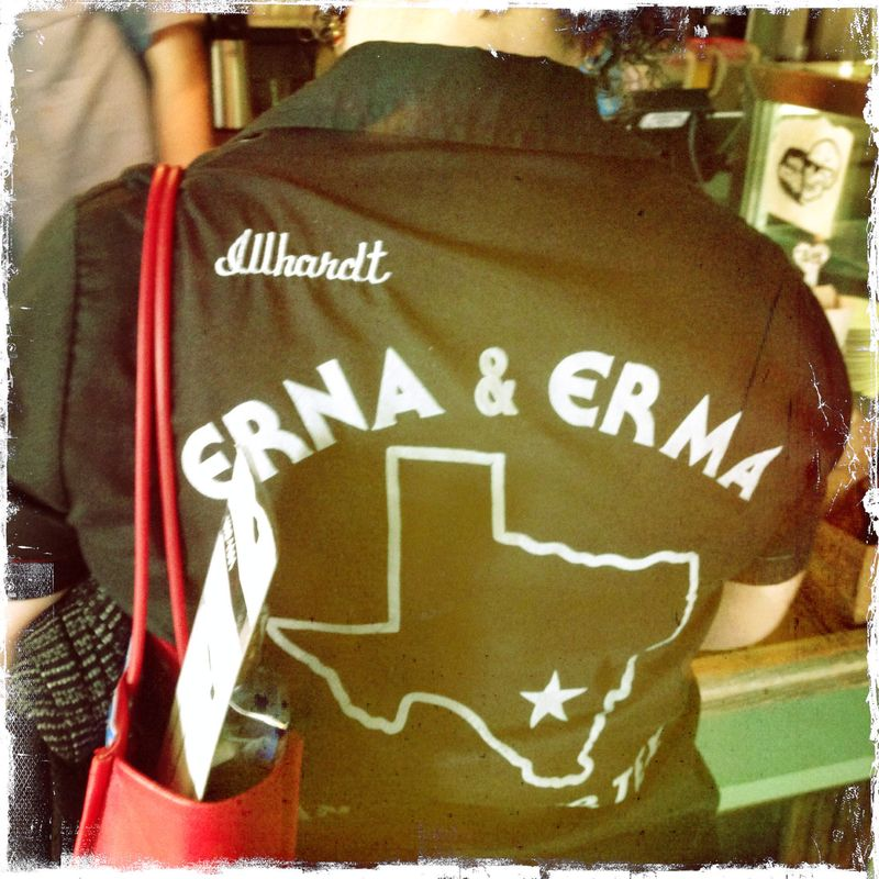 Bowling Shirt East Austin Day